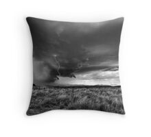 Something wicked this way ... Throw Pillow