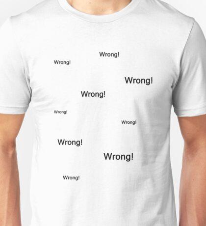 Sherlock Messages - 4 (Black) T-Shirt