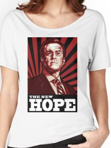 The New Hope - Stephen Colbert for President 2012 Women's Relaxed Fit T-Shirt