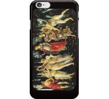 La Primavera di Botticelli -  Allegory of Spring iPhone Case/Skin