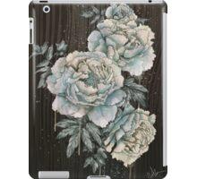 Peony wood iPad Case/Skin