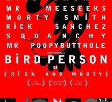 bird person by meletti
