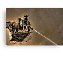 Cape Town Fire & Rescue Canvas Print