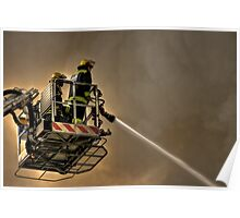 Cape Town Fire & Rescue Poster