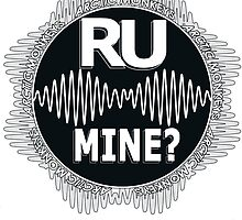 RU Mine Tee by psycheincolour