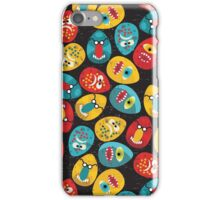 Ugly egggs. iPhone Case/Skin