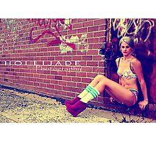 Trash Wonderland Photographic Print