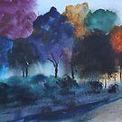 eloquent dawn - x by Joel Spencer