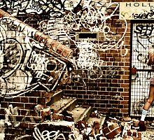 Trash Wonderland by HolliJade