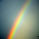Rainbow on the rock. 2 by Turi Caggegi