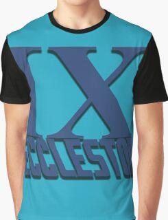 Doctor Who: IX - Eccleston Graphic T-Shirt