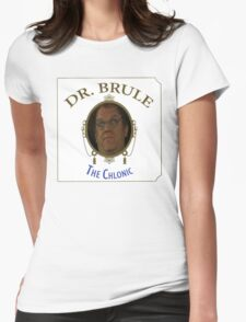 Steve Brule's Hip Hop Debut Womens Fitted T-Shirt