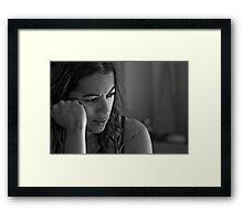 Zuleiga I Framed Print