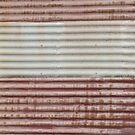 Corrugated Iron III by Joan Wild