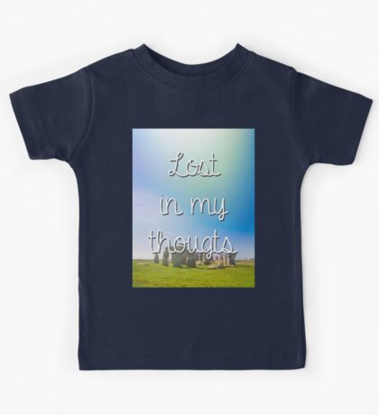hipster background Kids Tee