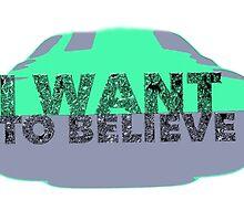 I Want To Believe (UFO II) by ProjectMayhem