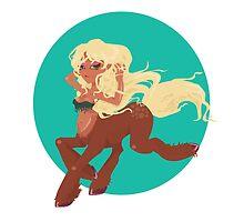Centauress by Rebekah  Byland