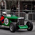 MG TC Tillet Special 1948 by Geoffrey Higges