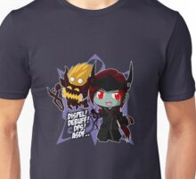 MMO's Cute Classes -  Mage Unisex T-Shirt