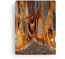 FREAKY FOREST  Canvas Print