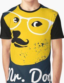Mr. Dog shiba doge Graphic T-Shirt