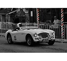 Austin Healey 100 BN2 1955 Photographic Print