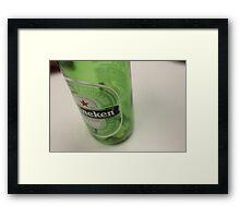 One More? Framed Print