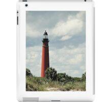 Ponce de Leon Inlet Lighthouse iPad Case/Skin
