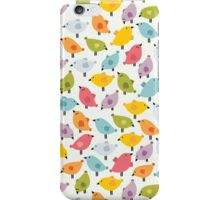 Cute birds. iPhone Case/Skin