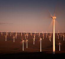 Wind Farm by Jason Pang, FAPS FADPA