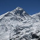 Everest iPhone Case by Jan Vinclair