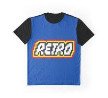 Retro | 8 Bit 80s Geek Graphic T-Shirt