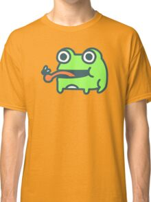 Frog And Fly Classic T-Shirt