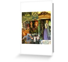 The vision Greeting Card