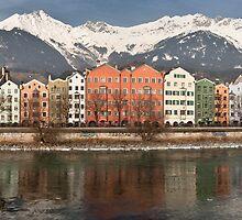 Innsbruck by Walter Quirtmair