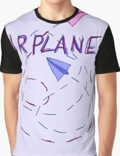 Airplanes Graphic Graphic T-Shirt