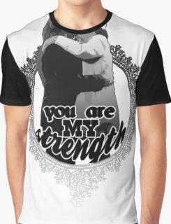 strength. Graphic T-Shirt