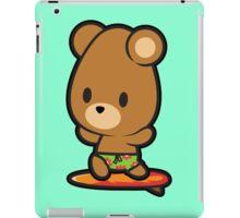 Surfing Bear iPad Case/Skin