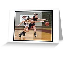 Missouri-St. Louis vs UIndy 1 Greeting Card