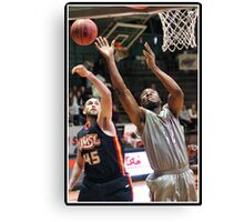 UIndy vs Missouri-St. Louis Mens 2 Canvas Print