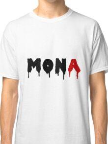 mona pretty little liars Classic T-Shirt