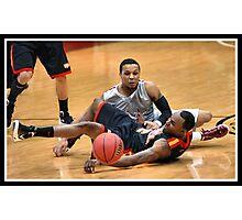 UIndy vs Missouri-St. Louis Mens 3 Photographic Print