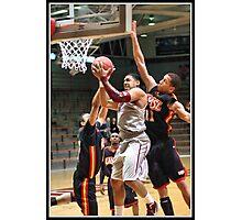 UIndy vs Missouri-St. Louis Mens 4 Photographic Print
