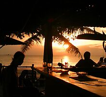 Langkawi Beach Bar by Julie Paterson