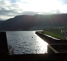 Dovestones Reservoir, Saddleworth by Chris Goodwin