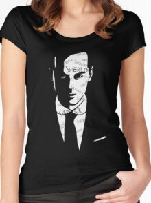 Moriarty's Obsession Women's Fitted Scoop T-Shirt