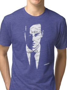 Moriarty's Obsession Tri-blend T-Shirt