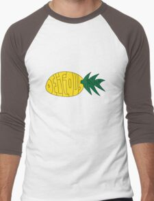 Delicious Flavor Men's Baseball ¾ T-Shirt