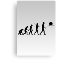 Full Evolution: Toclafane! Canvas Print