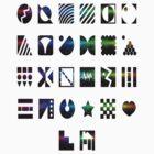Symbols Text 1: Geotype by AlbirdToucan